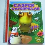 Casper the Caterpillar (Wiggly Eyes Book) ราคา 150