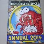 Horrible Science Annual 2014 ราคา 150