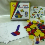 Puzzle Blocks 125 pcs