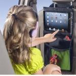 ที่ใส่ iPad-Tablet ติดหลังเบาะรถยนต์