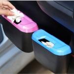 ถังขยะใช้ในรถ (แบบหนีบ)