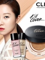 [Clio] Kill Cover Liquid Cushion collection+ Liquid Refill 20g + Primer 20g