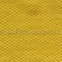 เสื้อ Polo TK Premium แขนสั้น ทรงตรง สีเหลือง