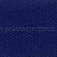 เสื้อ Polo TK Premium แขนสั้น ทรงตรง สีน้ำเงิน
