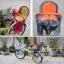 ที่นั่งเด็กเสริมรถจักรยานแบบนั่งท้าย thumbnail 1