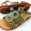 leather sandal with backstrap (kids) thumbnail 4