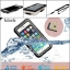 เคสกันน้ำ 100% สำหรับ iPhone5/5s (สีดำ) thumbnail 2