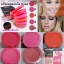 5-color Music Flower blusher บลัชออน thumbnail 6