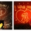 """โคมไฟสร้างบรรยากาศ """"รูปวาเลนไทน"""" thumbnail 1"""