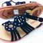 leather sandal with backstrap (kids) thumbnail 2