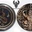 เหรียญพญาครุฑ รุ่น.เมตตรา เนื้อนวะ ขนาด 2.6cm thumbnail 1