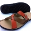 Leather sandal without backstrap (lady) thumbnail 5
