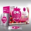 Idol Slim Diet Rappberry Plus น้ำผลไม้ลดน้ำหนัก รสราสเบอร์รี่ มี10ซอง thumbnail 2