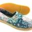 canvas shoe (rubber sole lady) thumbnail 1