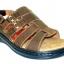 leather comfort sandal (men) thumbnail 1