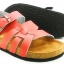 Cork sole leather sandal (kids) thumbnail 4