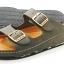 Cork sole leather sandals(men) thumbnail 3