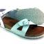 Cork sole leather sandal ( lady) สำเนา thumbnail 3