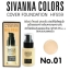 Sivanna Colors Cover Foundation Oli Free No.01 thumbnail 1