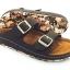 Cork sole leather sandals(men) thumbnail 2