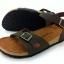 Cork sole leather sandal ( lady) สำเนา thumbnail 2