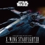 STAR WARS 1/72 X-WING STARFIGHTER สตาร์ วอร์ส เอ็กซ์ วิง สตาร์ไฟท์เตอร์ thumbnail 2