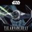 STAR WARS 1/72 TIE ADVANCED X 1 สตาร์ วอร์ส ไท แอดวานส์ x 1 thumbnail 2
