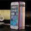 เคส iPhone 6 plus/6s plus บัมเปอร์อลูมิเนียมแท้ (สีทอง/ดำ/เงิน) thumbnail 1