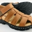 leather sandal with backstrap (kids) thumbnail 3