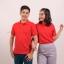 เสื้อโปโล สีแดง TK Premium แขนสั้น ทรงตรง Size 2XL thumbnail 1