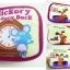 หนังสือผ้า Hickory Dickory Dock by Kids books thumbnail 1