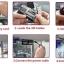 กล้องติดกระจกรถยนต์ HD1080P หมุนได้ 340องศา (Anti-Shake) thumbnail 4