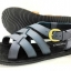Leather sandals with backstrap (men) thumbnail 2