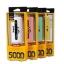 PowerBank E5 แบตสำรอง REMAX ของแท้ 5000mAh (PRODA) สีขาว thumbnail 3