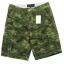 Green Camo Cargo Shorts for Men - size 34 thumbnail 1