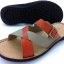 Leather sandal without backstrap (lady) thumbnail 4