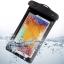 ซองมือถือกันน้ำ 100% พร้อมสายรัด ไอโฟน/ซัมซุง (สีดำ) thumbnail 1