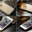 เคส iPhone 6 plus/6s plus บัมเปอร์อลูมิเนียมแท้ (สีทอง/ดำ/เงิน) thumbnail 5