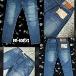 กางเกงยีนส์ขายาว รุ่น L95-8003/3