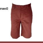 กางเกงสามส่วน รุ่น304 (สีน้ำตาลกะปิ)