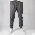 กางเกง jogger JG 616 เทาควัน
