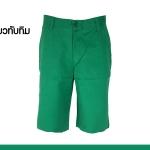 กางเกงสามส่วน รุ่น303 (สีเขียวทับทิม)