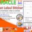 สติ๊กเกอร์อิงค์เจ็ทกันน้ำ ชนิดกระดาษ Paper Sticker Inkjet (Water Resistance) thumbnail 3