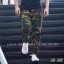 กางเกง jogger ลายทหาร JG657 thumbnail 2