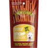 ขนมสุนัข SLEEKY ชิววี่สแน็ค รสเนื้อชีส (แบบแท่ง-ห่อใหญ่ 175 กรัม)