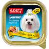อาหารสุนัข SLEEKY Gourmet รสไก่-นม-ไข่ - อาหารหมาเล็ก
