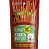 ขนมสุนัข SLEEKY ชิววี่สแน็ค รสเบคอน (แบบแท่ง-ห่อใหญ่ 175 กรัม)