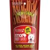 ขนมสุนัข SLEEKY ชิววี่สแน็ค รสเนื้อ (แบบแท่ง-ห่อใหญ่ 175 กรัม)