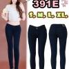 กางเกงยีนส์ขาเดฟเอวต่ำ สีกรมดำ ผ้ายืดเนื้อดี มี SIZE S,M,L,XL