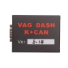 VAG Dash CAN V5.14 VAG Auto Diagnostic Scanner for Audi/VW/SEAT/SKODA